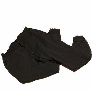 Lululemon Athletica Black Joggers Size 10